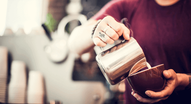 coffee barista training